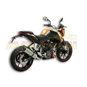 echappement complet malossi mhr replica ktm 125 duke. Black Bedroom Furniture Sets. Home Design Ideas