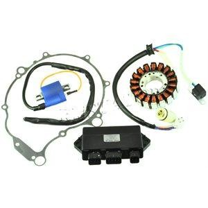 Stator + Bobine + CDI + Gasket - Yamaha 660 Raptor