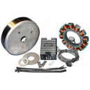 Kit Alternateur - Stator - Rotor - Harley - Big Twins