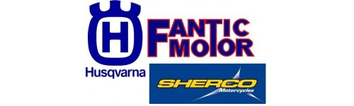 Stators - Scooters - Mecaboites - Fantic - Husqvarna - Sherco